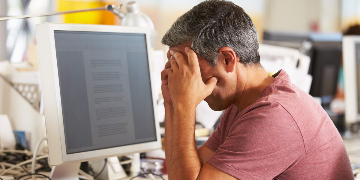 Stressed small business owner trying to get his domain name back from Yellow Pages